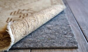 best rug pad for jute rug that is non slip
