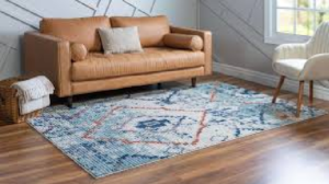 are polypropylene rugs safe for vinyl floors