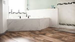 bathroom rugs safe for vinyl flooring