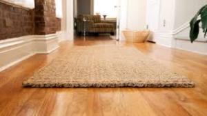 is a jute rug safe for laminate floors