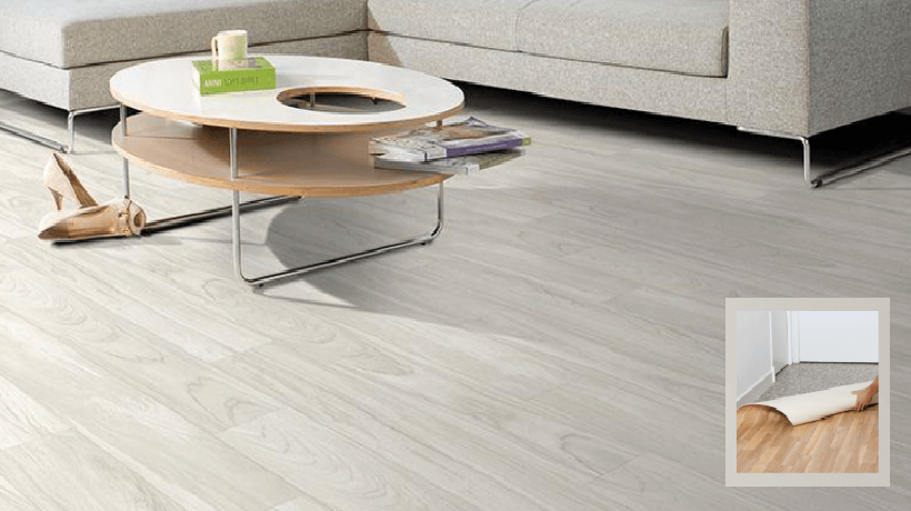 Can You Use Rubber Backed Rugs On Vinyl, What Area Rugs Are Safe For Vinyl Plank Flooring